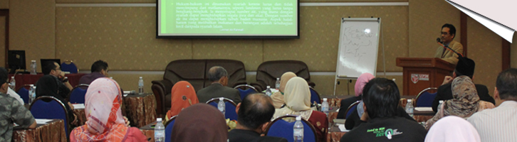 Halal Executive Course Halal Products Research Institute