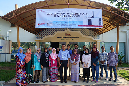 Gas Chromatography Mass Spectrometer (GCMS) and Chemometrics workshop